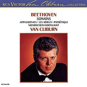 Beethoven: Piano Sonatas Nos. 8, 14, 23 & 26, Opp. 13, 27:2, 57, 81a