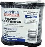 """Water Filter Taste And Odor Cartridges 4.82"""" W5CIP478 Taste/Odor/Sedi Pr"""