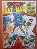 Batman #208, Feb. 1969. 80 Page Giant #G-55