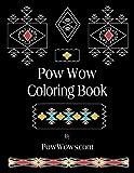 Pow Wow Coloring Book