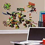 Roommates Rmk2246Scs  Teenage Mutant Ninja Turtles Peel And Stick Wall Decals