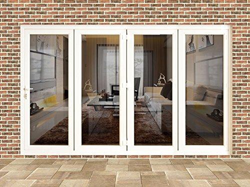 10ft uPVC Bi Folding Door Set (2990mm x 2090mm)
