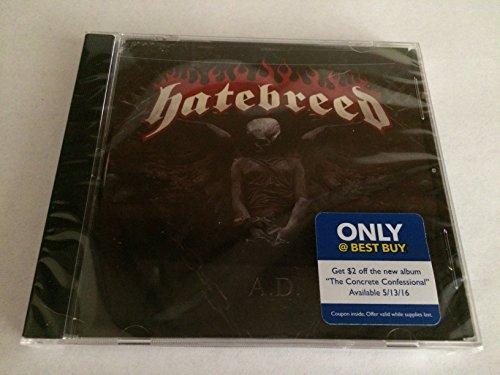 Hatebreed-A.D.CDS-FLAC-2016-FATHEAD Download