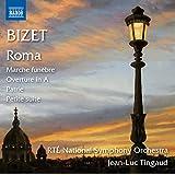 Bizet:Roma /March Funebre [RTÉ National Symphony Orchestra; Jean-Luc Tingaud] [ NAXOS 8573344]