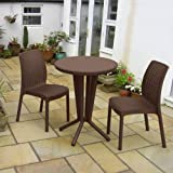 Keter 3-Piece Bistro Set