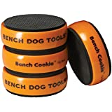 Bench Dog 989466 Bench Cookie Work Grippers - Set of 4