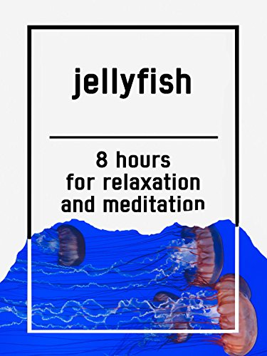 Jellyfish, 8 hours for Relaxation and Meditation