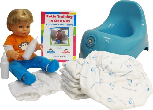 Free Potty Training Kits front-1040800