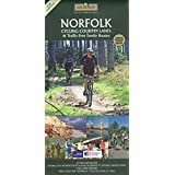 Norfolk: Cycling Country Lanes & Traffic-Free Family Routes (Goldeneye Cyclinguides)