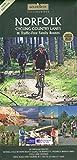 Ken Baldwin Norfolk: Cycling Country Lanes & Traffic-Free Family Routes (Goldeneye Cyclinguides)