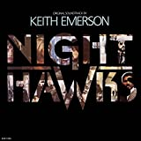 Keith Emerson - Nighthawks (Original Soundtrack) - Backstreet Records - BSR-5196