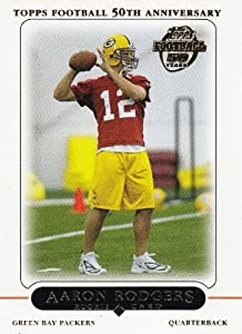2005 Topps # 431 Aaron Rodgers RC - Green Bay Packers (RC - Rookie Card) (Football... by Topps
