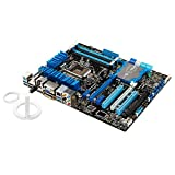Asus P8Z77-V PRO Motherboard (Socket 1155, 32GB DDR3 Support, ATX, Wi-Fi, Intel Z77 Express, Network iControl, USB 3.0, SLI/CrossFireX Support)