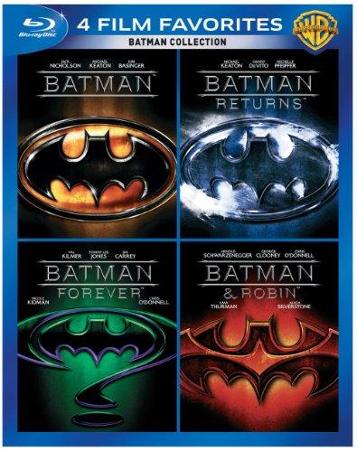 Film Favorites: Batman Collection (Batman / Batman Returns / Batman