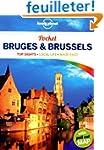 BRUGES & BRUSSELS POCKET 2ED -ANGLAIS-