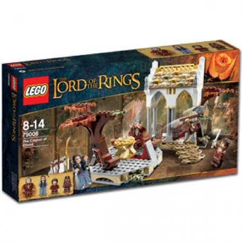 Legos Lord Of The Rings image