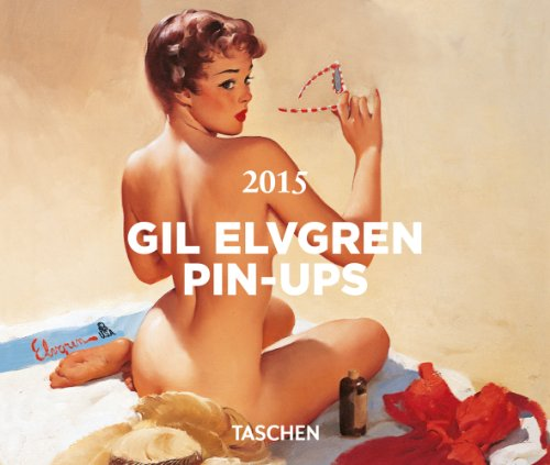 Pin-Ups. Gil Elvgren 2015 Calendar (Tear Off Calendars 2015)