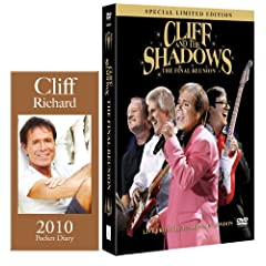 Cliff Richard and the Shadows - The Final Reunion - Limited Special Edition  [DVD] [2009]