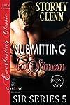 Submitting to Simon [Sir Series 5] (S...