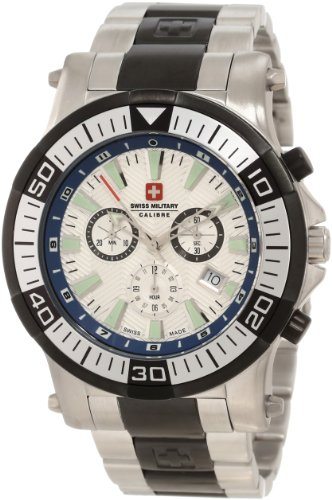 Swiss Military Calibre Men's 06-5H1-04-003 Hawk