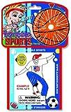 RandomLine Squiggle Sports On The Go