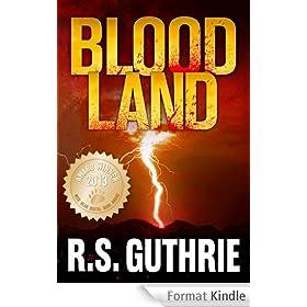 Blood Land: A Hard Boiled Murder Mystery (A James Pruett Mystery Book 1) (English Edition)