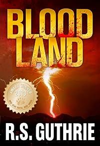 (FREE on 12/15) Blood Land: A Hard Boiled Murder Mystery by R.S. Guthrie - http://eBooksHabit.com