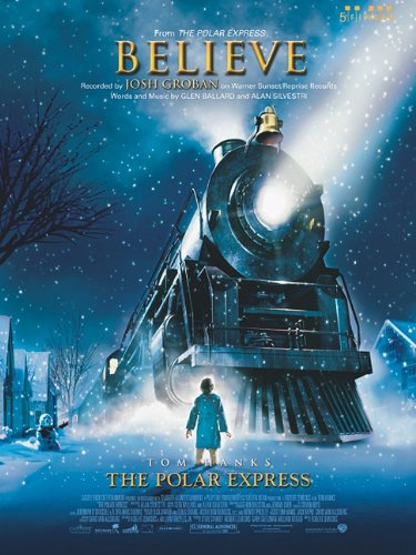 Believe (from The Polar Express): Five Finger