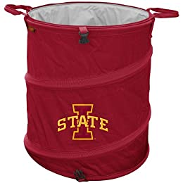 Iowa State Cyclones NCAA Collapsible Trash Can
