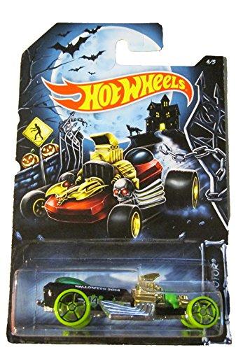 Hot Wheels - Happy Halloween 2014 - Rigor Motor