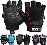 RDX-Ladies-Gel-Gloves-Fitness-Gym-Wear-Weight-Lifting-Workout-Taining-Cycling-Llarge