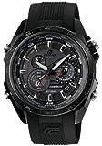 Casio Edifice Herren-Armbanduhr Solarkollektion Analog Quarz EQS-500C-1A1ER