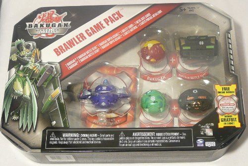 Bakugan Gundalian Invaders Brawler Game Pack Bonus Free Online Game!!