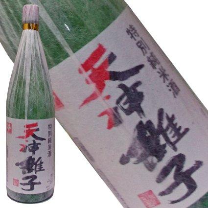 魚沼酒造 特別本醸造 天神囃子 1.8L
