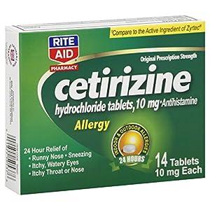 Amazon.com: Rite Aid Pharmacy Allergy, Original
