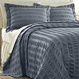 Orvis Wide-wale Seersucker Bedspread