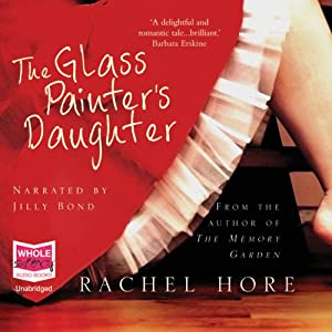 The Glass Painter's Daughter Audiobook