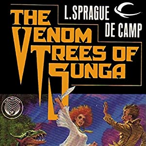 The Venom Trees of Sunga Audiobook