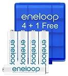 Sanyo Eneloop AAA 5 Pack Batteries HR...