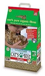 Cats Best Okoplus Clumping Litter, 10Ltr