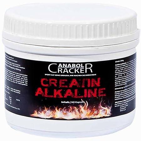 Kre-Alkalyn / Creatin Alkaline Kreatinpulver 240 Kapseln Sonderangebot