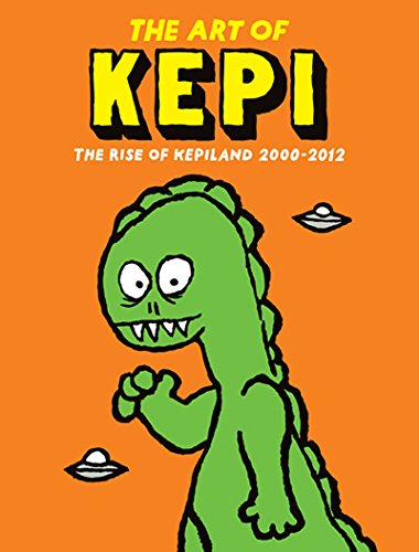 Image for The Art of Kepi (The Rise Of Kepiland 2000-2012)