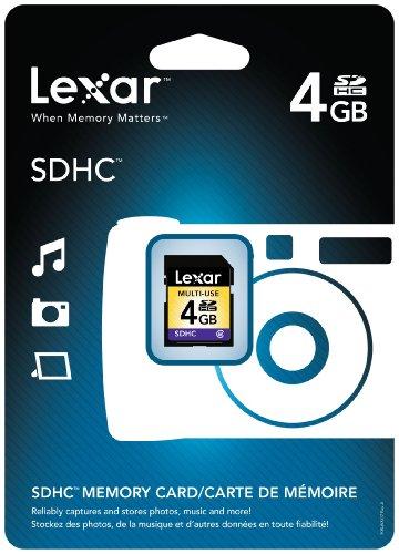 Lexar-4GB-Class-2-MicroSDHC-Memory-Card