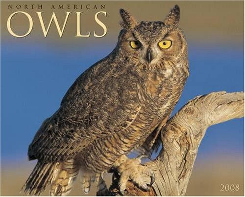 Owls 2008 Wall Calendar - Buy Owls 2008 Wall Calendar - Purchase Owls 2008 Wall Calendar (2008 Calendars, Office Products, Categories, Office & School Supplies, Calendars Planners & Personal Organizers, Wall Calendars)