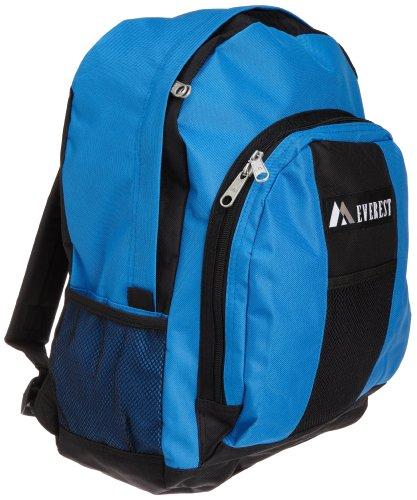 Everest Luggage Backpack Front Pockets