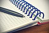 SELF PRINT EDITIONS - AGENDA PROFESSIONNEL SPA à imprimer et relier soi-même - Agenda journalier + Notebook + Calendrier - Septembre 2016 à Août 2017 - Format PDF - Français...