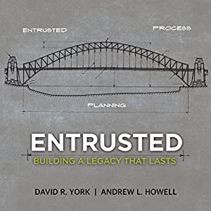 Entrusted Audiobook