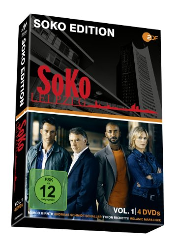 Soko Edition - Soko Leipzig, Vol. 1 [4 DVDs]