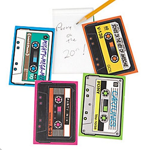 pack-of-12-retro-80s-cassette-shaped-notepads-great-80s-retro-party-loot-bag-fillers