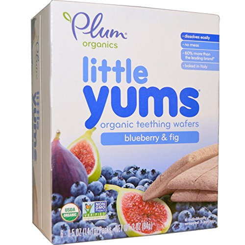 pequenos-yums-organica-denticion-obleas-arandano-y-la-figura-6-packs-plum-organics